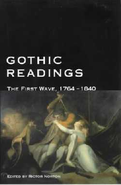 gothic readings by rictor norton