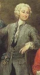 Portrait of Lord Herevey
